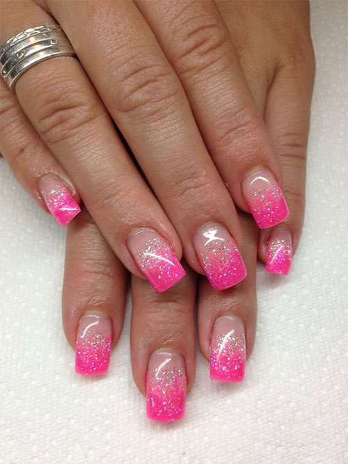 15-Gel-French-Pink-Nail-Art-Designs-Ideas-2016-Gel-Nails-4