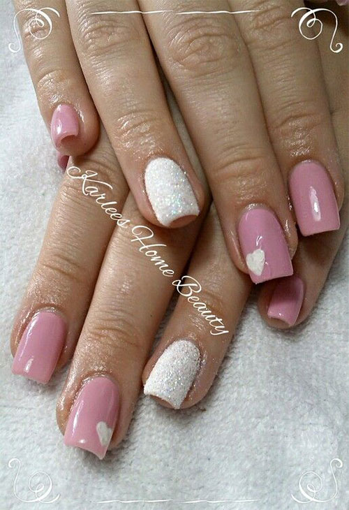 15-Gel-French-Pink-Nail-Art-Designs-Ideas-2016-Gel-Nails-5