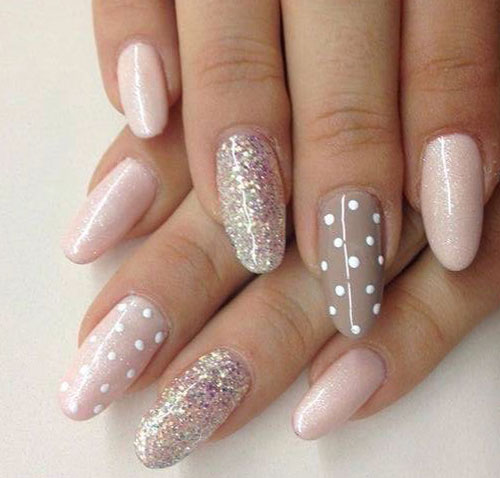 30+ Gel Nail Art Designs & Ideas 2016 | Fabulous Nail Art Designs