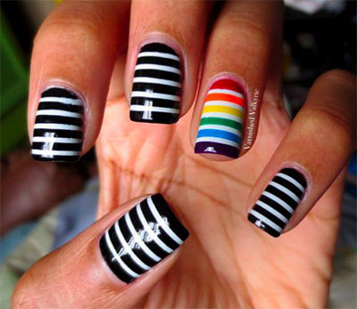 50 Best Nail Art Designs 2016 36