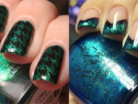 10-Black-Green-Gel-Nail-Art-Designs-Ideas-2016-f