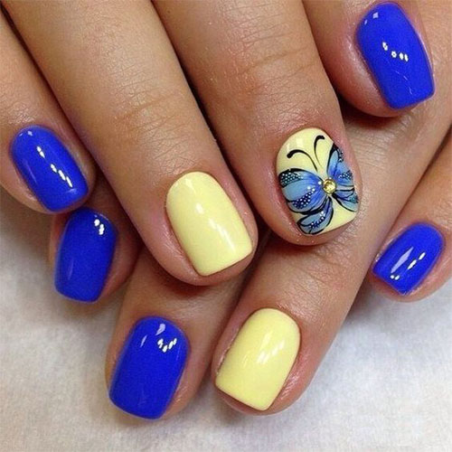10-Summer-Blue-Nail-Art-Designs-Ideas-2016-1