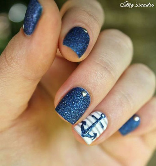 10-Summer-Blue-Nail-Art-Designs-Ideas-2016-3
