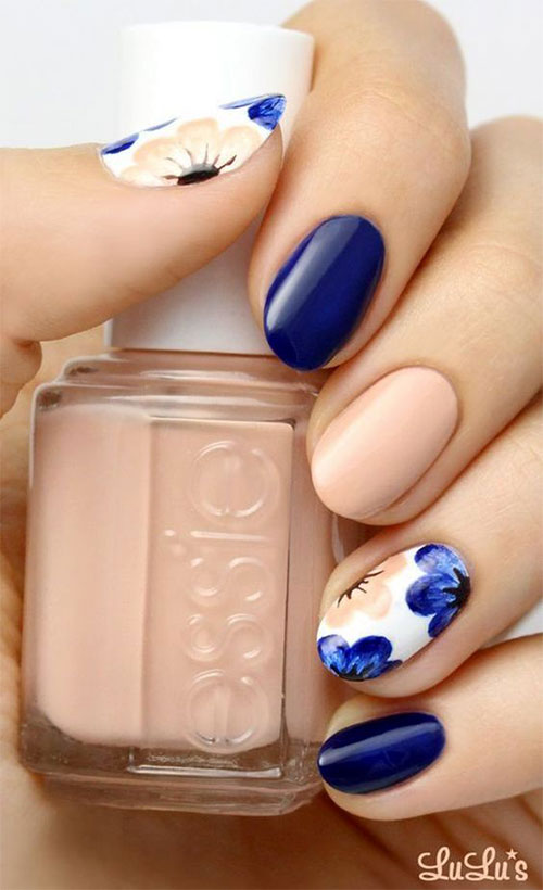 10-Summer-Blue-Nail-Art-Designs-Ideas-2016-9