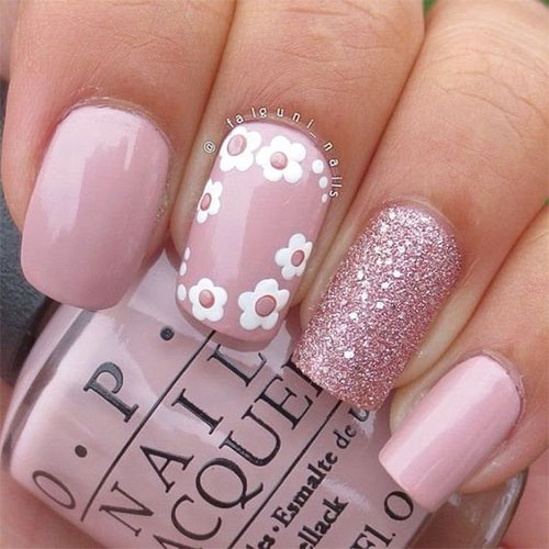 10-Summer-Pink-Nail-Art-Designs-Ideas-2016-4