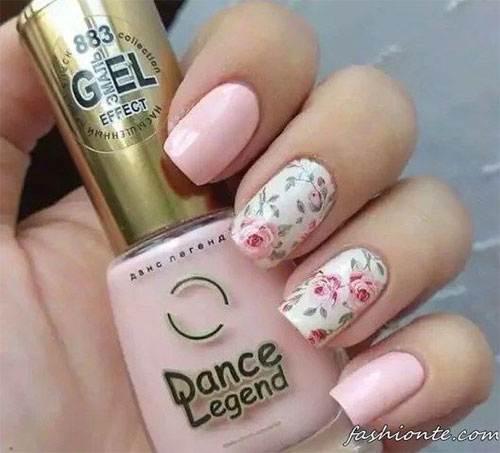 10 Summer Pink Nail Art Designs Amp Ideas 2016 Fabulous