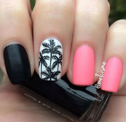 10-Summer-Pink-Nail-Art-Designs-Ideas-2016-8