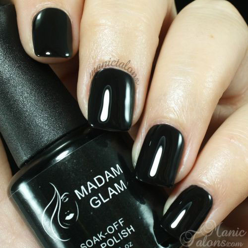 15-Black-Gel-Nail-Art-Designs-Ideas-2016-5