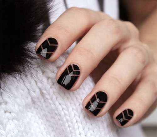 15-Black-Gel-Nail-Art-Designs-Ideas-2016-8