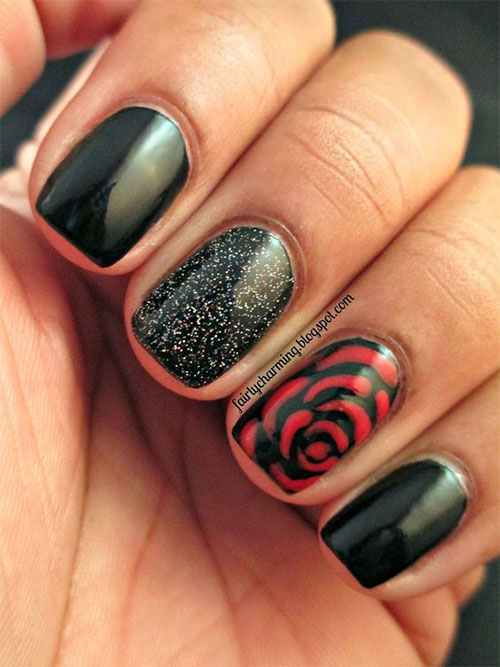 15-Black-Red-Gel-Nail-Art-Designs-Ideas-2016-13
