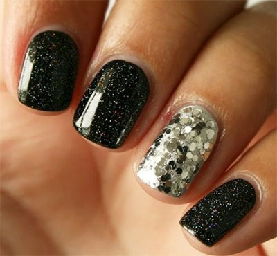 15-Black-Silver-Gel-Nail-Art-Designs-Ideas-2016-10