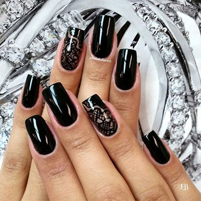 15-Black-Silver-Gel-Nail-Art-Designs-Ideas-2016-4