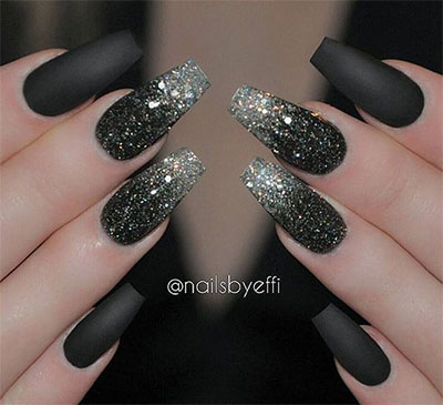 15-Black-Silver-Gel-Nail-Art-Designs-Ideas-2016-6