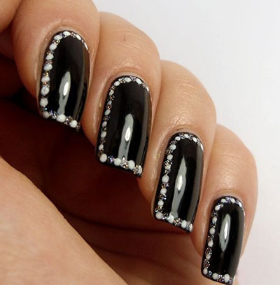 15-Black-Silver-Gel-Nail-Art-Designs-Ideas-2016-8