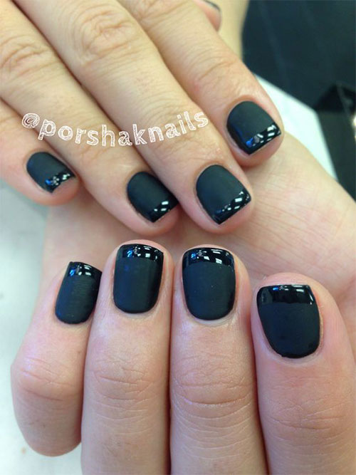 15-Matte-Black-Gel-Nail-Art-Designs-Ideas-Trends-2016-12