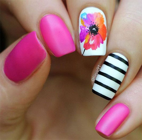 20-Easy-Cute-Summer-Nail-Art-Designs-Ideas-2016-Summer-Nails-12