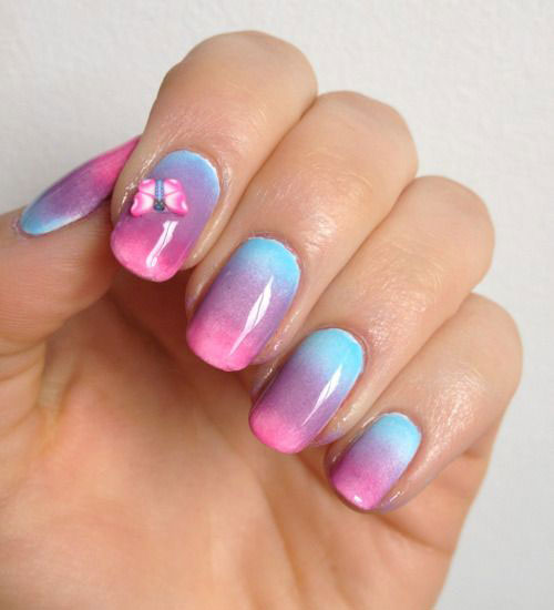 Nails Summer 2016: 20 Easy & Cute Summer Nail Art Designs & Ideas 2016