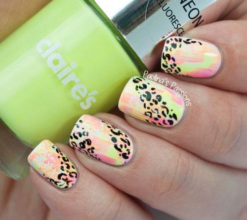 20 easy cute summer nail art designs ideas 2016 nails - Easy Nail Design Ideas