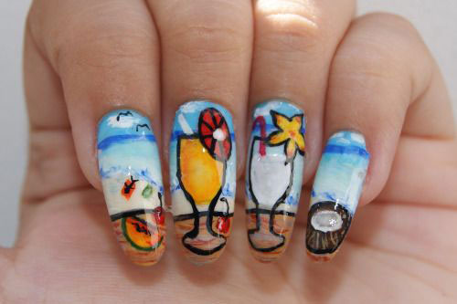 25-Summer-Nail-Art-Designs-Ideas-2016-16