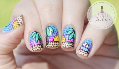 25-Summer-Nail-Art-Designs-Ideas-2016-18
