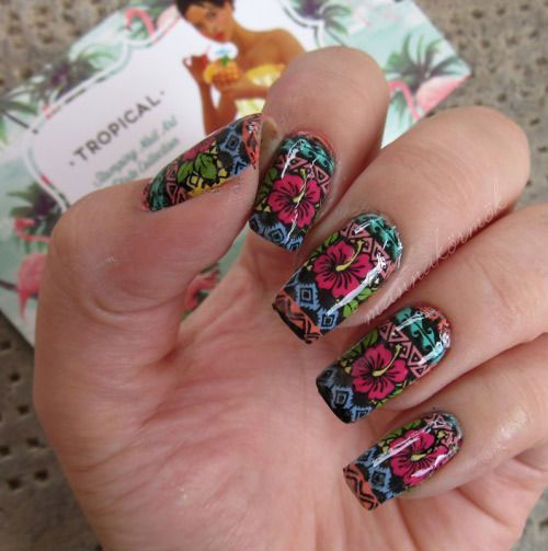 25-Summer-Nail-Art-Designs-Ideas-2016-25