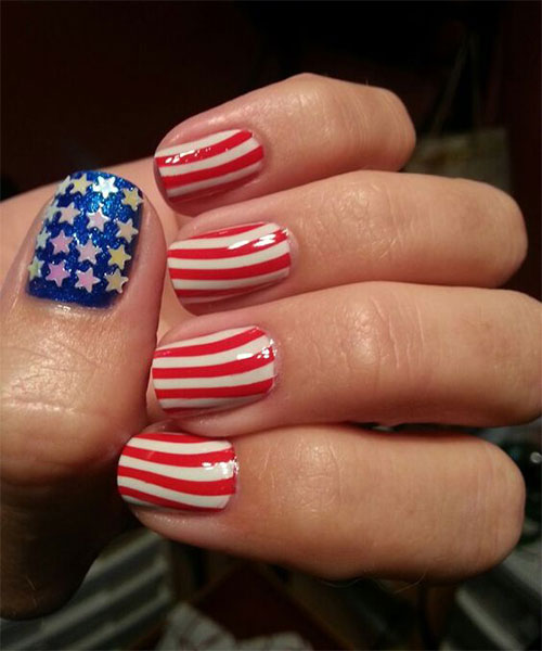12-4th-of-July-American-Flag-Nail-Art-Designs-Ideas-2016-Fourth-of-July-Nails-2016-12