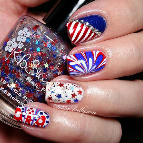 15-4th-of-July-Acrylic-Nail-Art-Designs-2016-Fourth-of-July-Nails-15