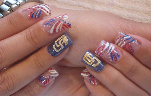 15-4th-of-July-Acrylic-Nail-Art-Designs-2016-Fourth-of-July-Nails-18