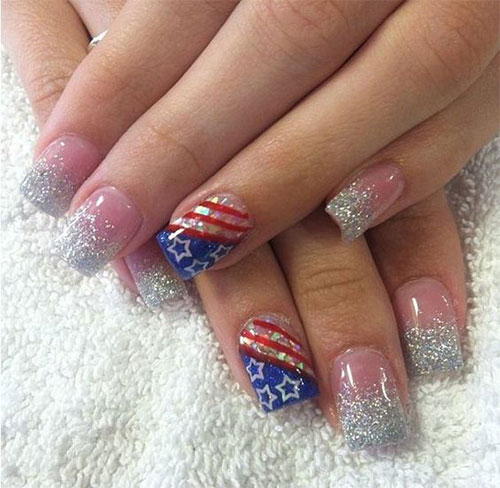 15-4th-of-July-Acrylic-Nail-Art-Designs-2016-Fourth-of-July-Nails-3
