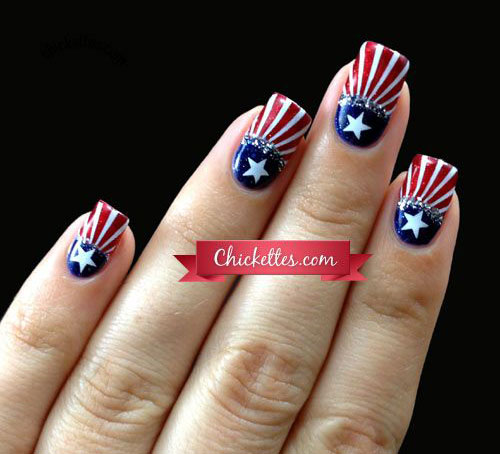 15-4th-of-July-Acrylic-Nail-Art-Designs-2016-Fourth-of-July-Nails-6