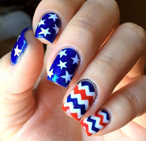 Fourth of july nail art ideas october 2018 coupons easy nail designs 4th july 2017 2018 best cars reviews solutioingenieria Choice Image