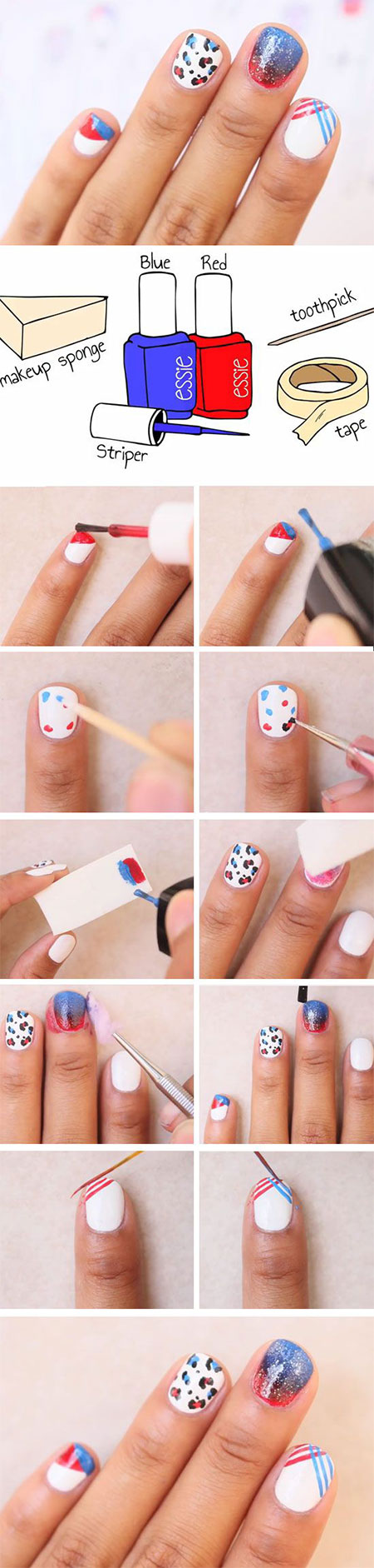 15-Easy-Simple-4th-of-July-Nail-Art-Tutorials-For-Learners-2016-10