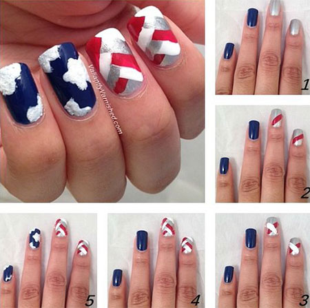 15-Easy-Simple-4th-of-July-Nail-Art-Tutorials-For-Learners-2016-2