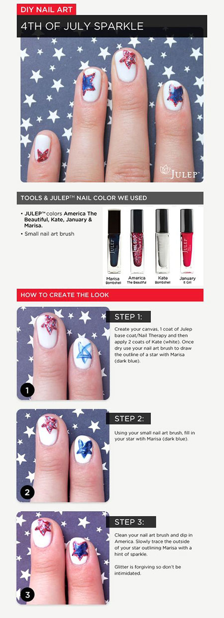 15-Easy-Simple-4th-of-July-Nail-Art-Tutorials-For-Learners-2016-7