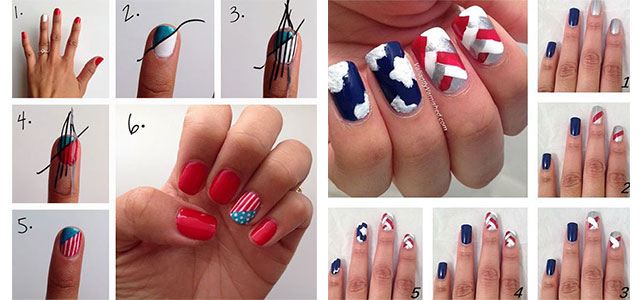 15-Easy-Simple-4th-of-July-Nail-Art-Tutorials-For-Learners-2016-f