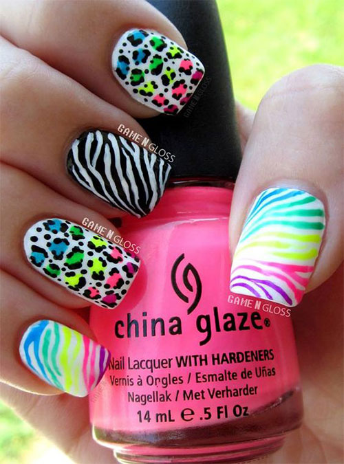 15-Neon-Summer-Nail-Art-Designs-Ideas-2016-14