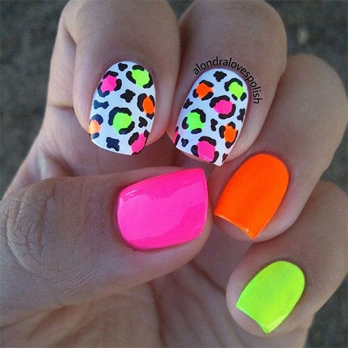 15-Neon-Summer-Nail-Art-Designs-Ideas-2016-9