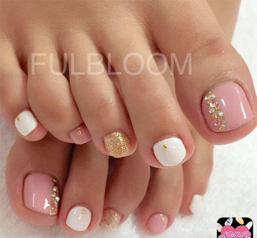 15-Summer-Toe-Nail-Art-Designs-Ideas-2016-9