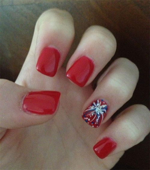 18-Awesome-4th-of-July-Fireworks-Nail-Art-Designs-2016-Fourth-of-July-Nails-18