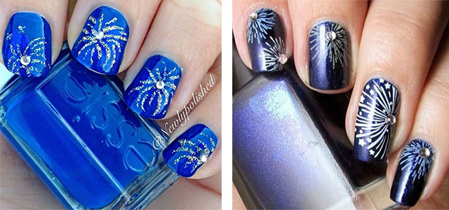 18-Awesome-4th-of-July-Fireworks-Nail-Art-Designs-2016-Fourth-of-July-Nails-f