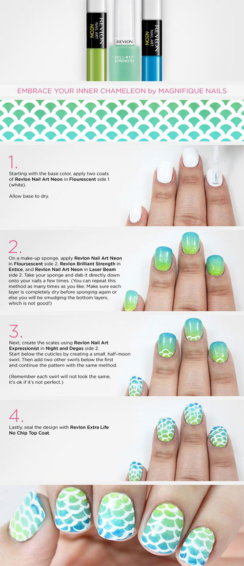 20-Easy-Step-By-Step-Summer-Nail-Art-Tutorials-For-Beginners-2016-7