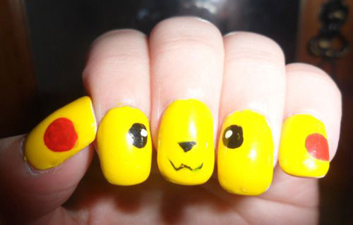 12-Pokemon-Pikachu-Nails-Art-Designs-Stickers-2016-12
