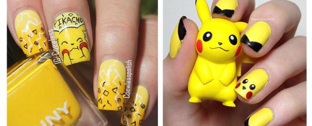 12-Pokemon-Pikachu-Nails-Art-Designs-Stickers-2016-f