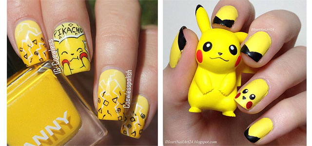 12-Pokemon-Pikachu-Nails-Art-Designs-Stickers-2016-f