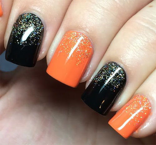 15 Halloween Gel Nail Art Designs Amp Ideas 2016 Fabulous
