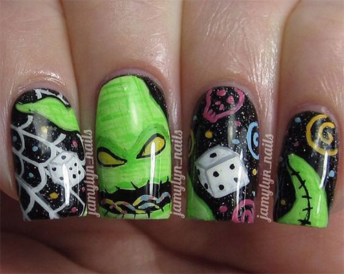 Gel Nail Designs For Halloween The Best Inspiration For Design And