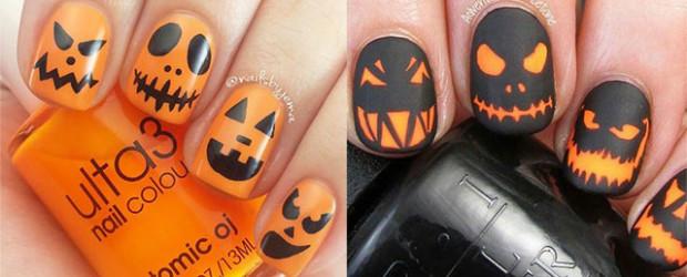 15-Halloween-Pumpkin-Nails-Art-Designs-2016-f