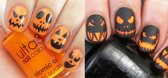15-Halloween-Pumpkin-Nails-Art-Designs-2016-f
