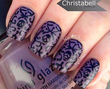 20-Simple-Easy-Halloween-Themed-Nails-Art-Designs-2016-10