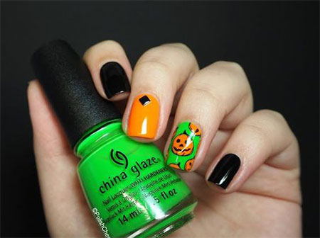 20-Simple-Easy-Halloween-Themed-Nails-Art-Designs-2016-15